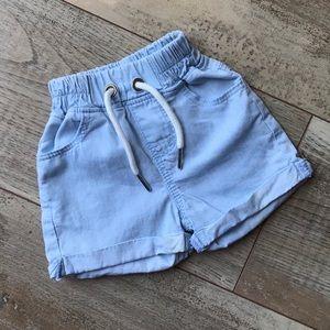 Little Bipsy Baby Girl Shorts   0/3M
